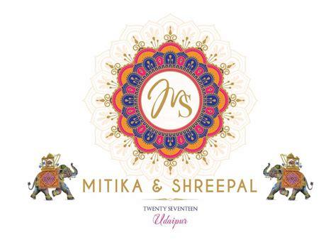 Wedding Invitation Card Logo by Logo Wedding Logo Monogram Wedding Invitation Cards