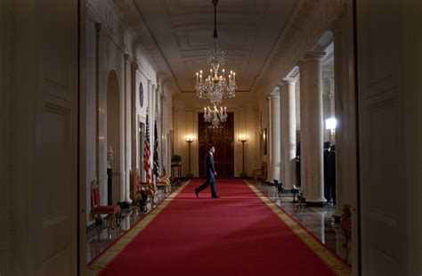 Exterior House Plans White House Hallways Veep Season 2