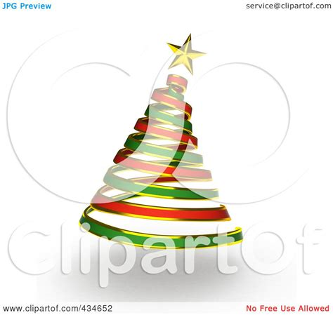royalty free rf clipart illustration of a 3d red and