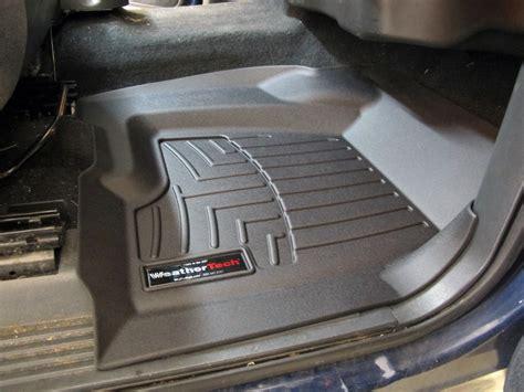 2002 chevrolet silverado weathertech front auto floor mats