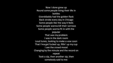 kendrick lamar drank lyrics kendrick lamar swimming pools drank lyrics youtube
