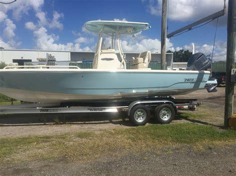 pathfinder boats trs 2017 new pathfinder 2600 trs bay boat for sale ta fl