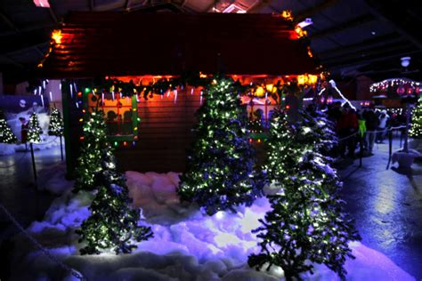 11 best light displays in idaho 2016