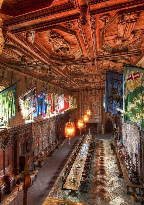 Hearst Castle Dining Room Hearst Castle Dining Room So Grand Favorite Places Spaces Pi