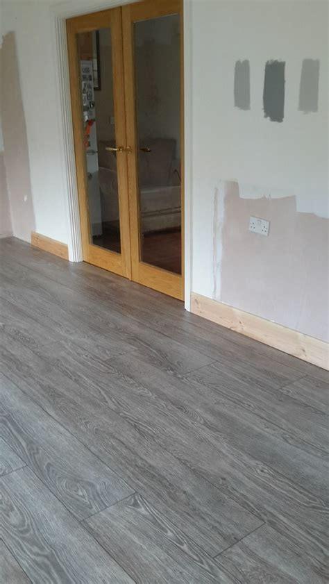 Gray Wood Floor by Grey Wood Floor In Kitchen