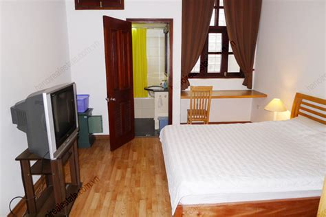 lakeview one bedroom apartment in ba dinh near lotte