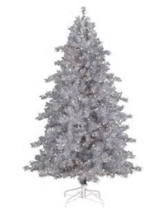 tinkerbell silver christmas tree treetopia