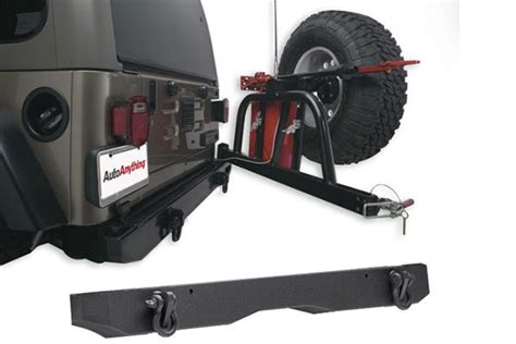 jeep body armor bumper rear bumpers factory brand outlets
