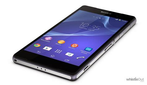 Hp Sony Ericsson Xperia Z2 sony xperia z2 compare plans deals prices whistleout