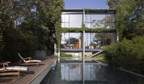 glass and concrete house gottesman szmelcman architecture amit geron 183 concrete