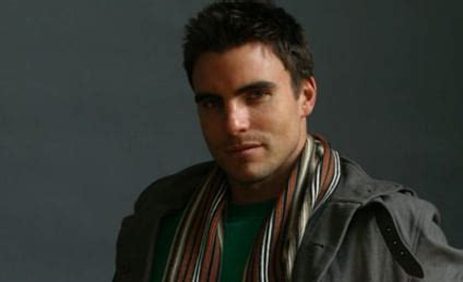 colin egglesfield new show melrose place tv news tv fanatic