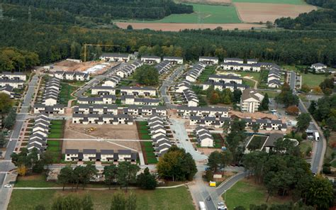army base in germany housing usace managed construction of military family housing on r