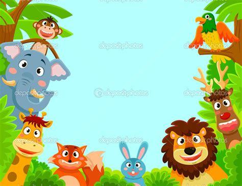 imagenes de animales de safari marcos para foto animales de la selva buscar con google