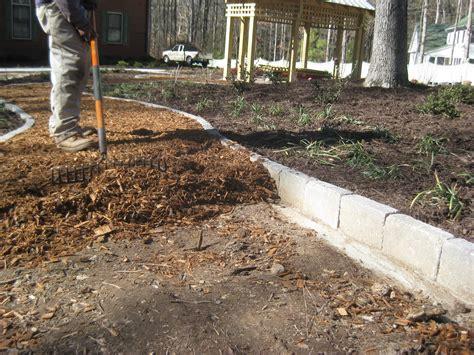 Mulch Patio mulch pathway patio mcplants