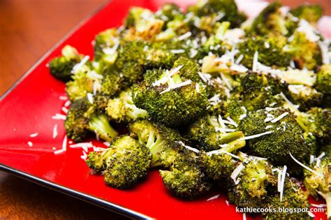barefoot contessa roasted broccoli kathie cooks parmesan roasted broccoli