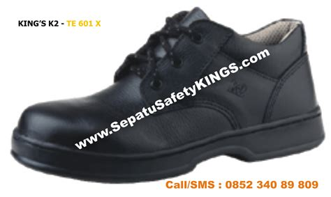 Sepatu Safety Rubber harga safety shoes k2 king s te 601 x asli nitrile rubber jualsepatusafety