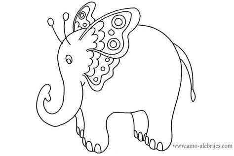 imagenes de elefantes faciles para dibujar dibujos para dibujar elefante mariposa amo alebrijes