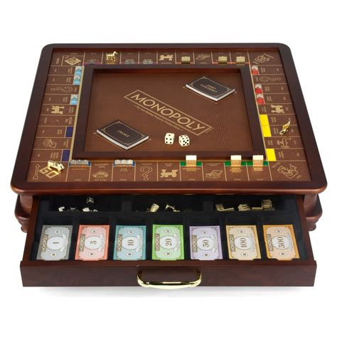 Coolest Chess Sets Monopoly Luxury Edition