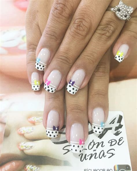 imagenes de uñas decoradas frances m 225 s de 1000 im 225 genes sobre u 241 as en pinterest arte u 241 as