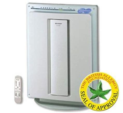 sharp fu 40 se air purifier cleaner co uk kitchen home