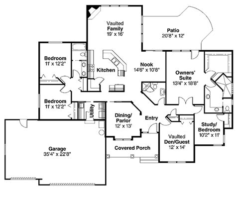 3 bedroom bungalow floor plan 4 bedroom bungalow floor plan bungalow 4 bedroom farm
