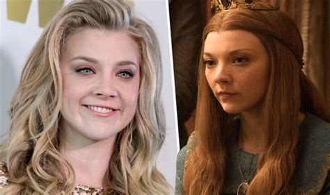 natalie dormer and tv shows of thrones season 6 natalie dormer responds to