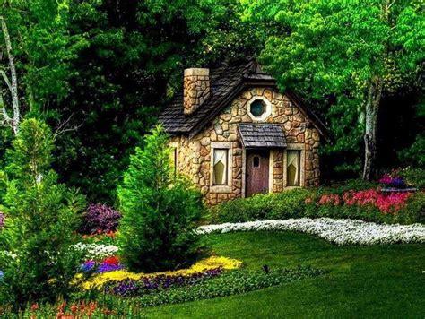 small cottage home designs 19463 hd wallpapers background casas de cuentos de hadas