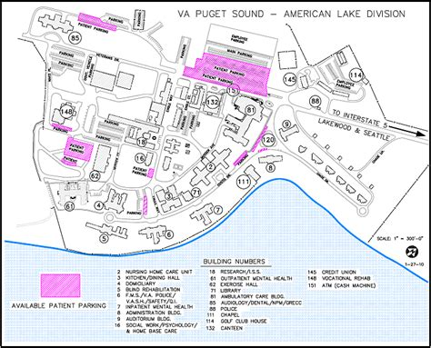 seattle va map flu available at all locations va puget sound