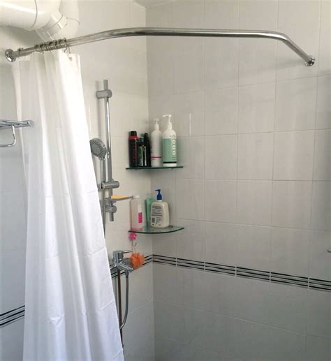 stainless steel shower curtain rod cr006 stainless steel shower curtain rod ming s living