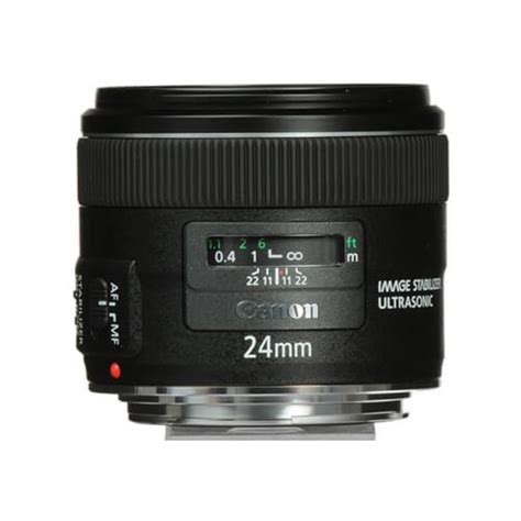 Canon Lens Ef 24mm F2 8 Is Usm dslr lenses foto centre india