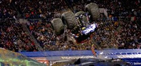 nitro circus monster truck backflip world s first ever monster truck backflip 171 driving