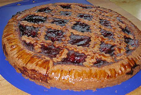 linzer kuchen linzer torte rezept original