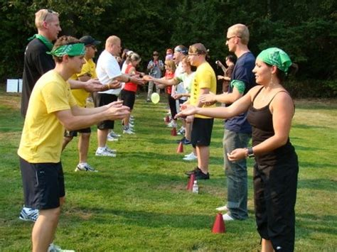 Team building activity package rent carnival games