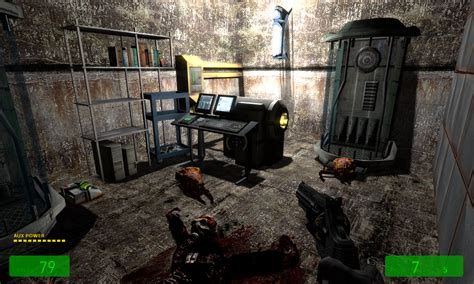 download game half life 2 mod in game hl2 tsots hdr graphics image secret of the