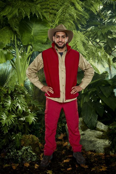 celebrity jungle khan i m a celebrity amir khan says itv show is for has beens