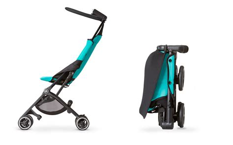 Stroller Goodbaby Qz1 Traveling Travel the pockit travel stroller is the smallest in the world