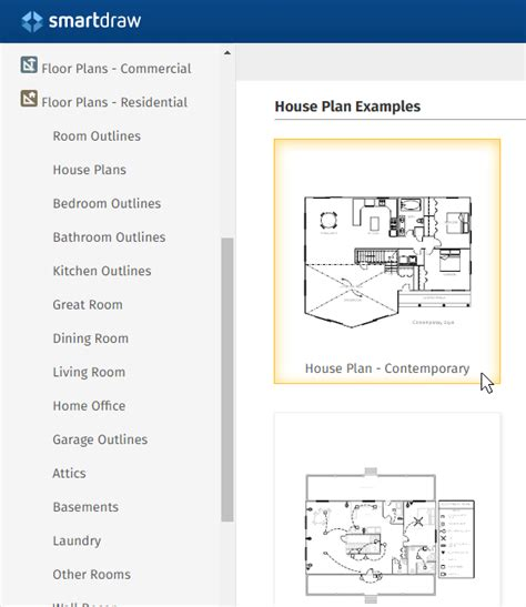 house design software smartdraw blueprint maker free download online app