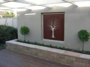 wall art decor sculptures outdoor alfa img showing outdoor garden wall art