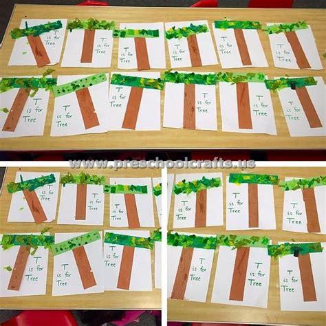 Letter T Activities For Preschool