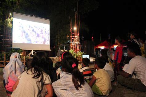 film bioskop visions the gerobak bioskop cinema cart network visibleproject