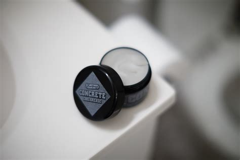 Pomade Concrete cool grease concrete pomade review the pomp