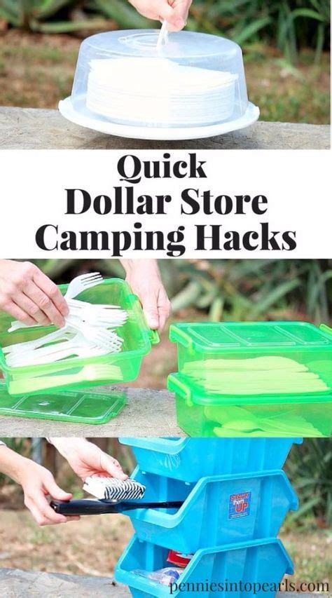 dollar store hacks 31 cing hacks to will want to carry along next time