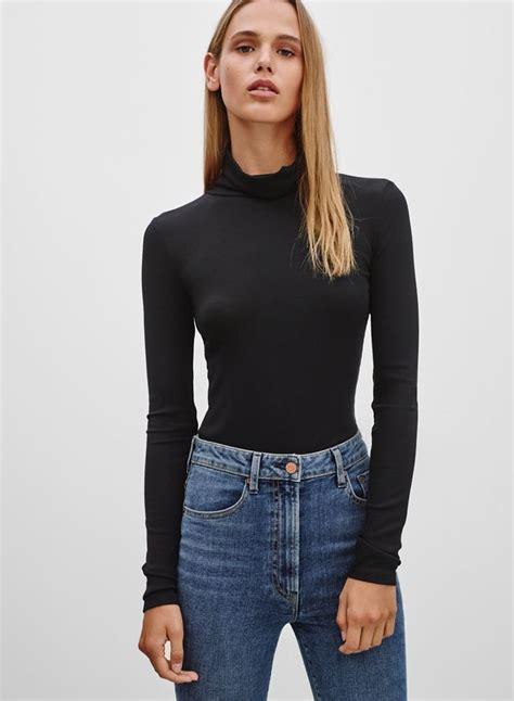 tight turtleneck sweaters  fall winter