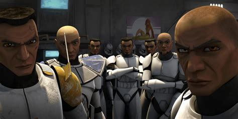 x clones 8 notable clone troopers from wars the clone wars