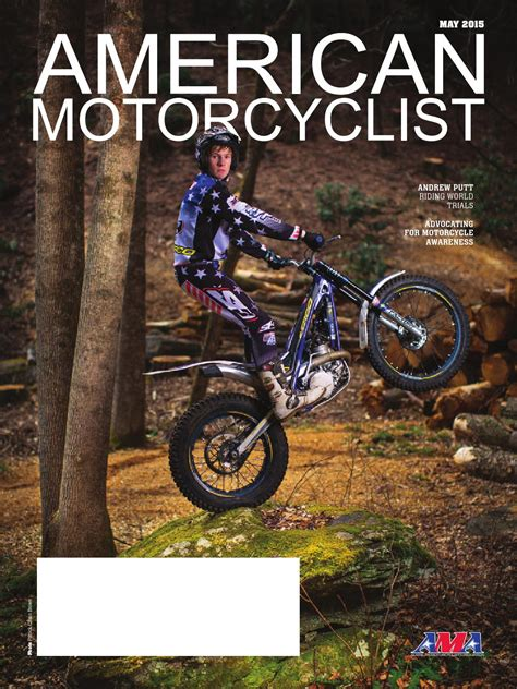 ama motocross rules and regulations american motorcyclist may 2015 competition off road by