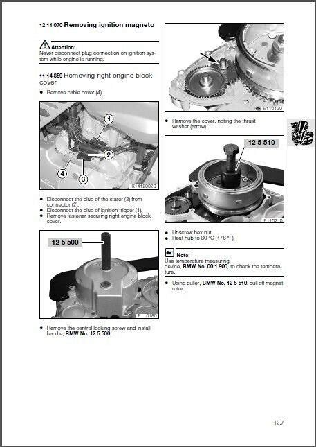 2001 2005 Bmw F650cs Scarver Service Repair Shop Manual Cd