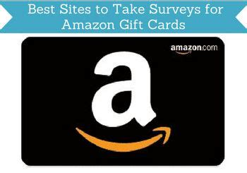 Who Takes Amazon Gift Cards - take surveys for amazon gift cards featured paidfromsurveys com