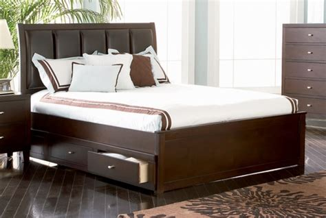 king size bed with storage drawers underneath of bed frames with drawers king storage drawers four bed