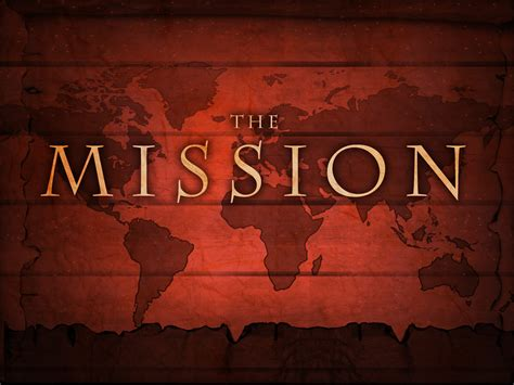 missions of the key to jesus nature of missions pastor joshua s