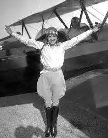 Pancho Barnes Aviatrix Names Flying High With The Names Of Pioneer